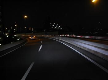 スタビの効果-首都高のコーナー.JPG